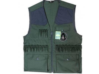 Summer Hunting Vest Green