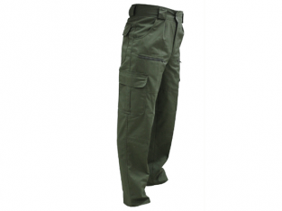Hunting green trousers – pants
