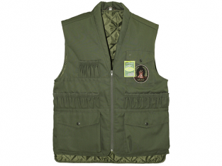 Winter Hunting Vest Green