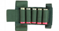 Hunting Rifle Buttstock Ammo Holder