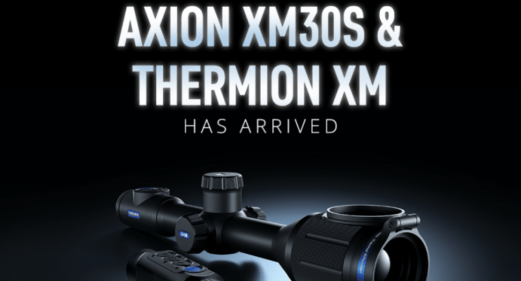 Pulsar update – Image boost for Thermion XM and Axion XM30S
